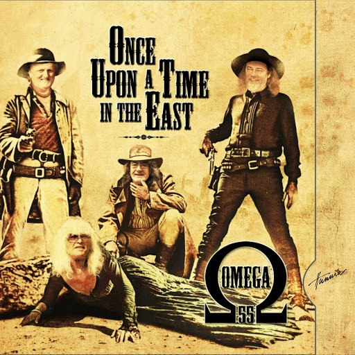 Omega альбом Once Upon a Time in The East (Omega 55)