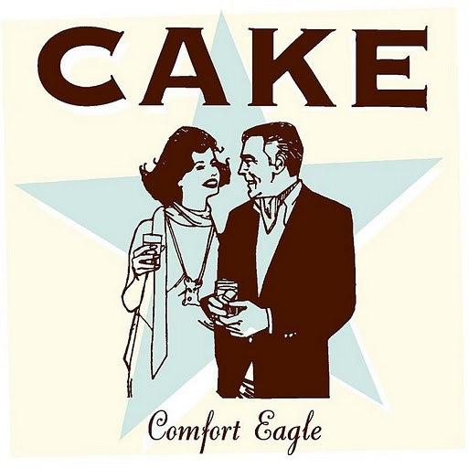 Cake альбом Comfort Eagle