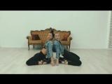 Strip Dance. Serebro - Перепутала. Olga Gold &amp Alina Medvedeva.