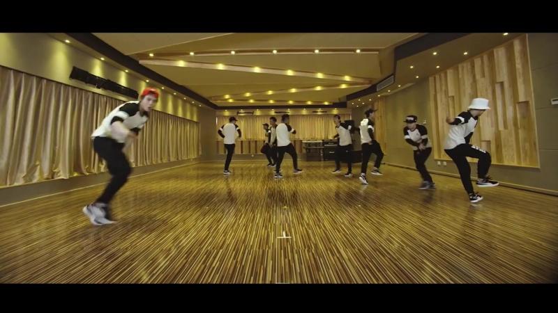 LuHan Football Gang MV Dance Practice Version (MosCatalogue.ru)