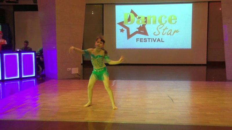 Остроухова Диана. Dance Star Festival - 13. Группы. 10 декабря 2017г.