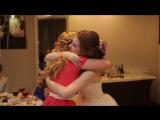 Лучшее и самое трогательное поздравление на свадьбу от любимой сестренки#сестрыБакунины#Бакуниныблизняшки