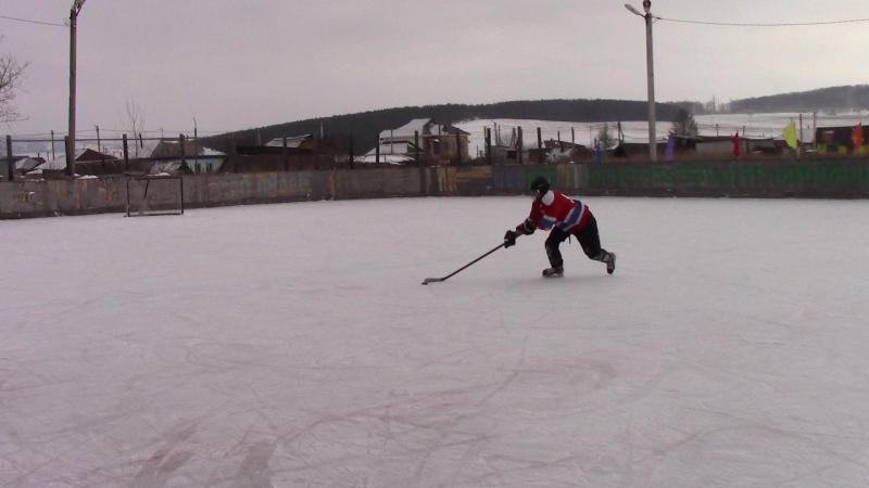 Шестой победный гол Дуванского района в игре Саткой