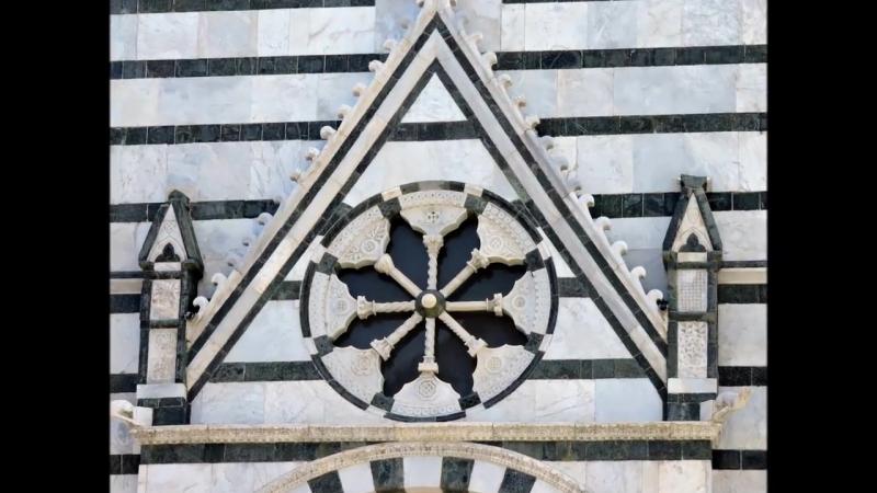 PISTOIA - DUOMO (Cattedrale di San Zeno) E BATTISTERO - esterni e interni