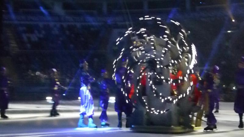 Мюзикл на льду Татьяны Навка