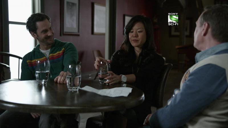 Ганнибал (Hannibal) - Интервью с Аароном Абрамсом и Эттьенн Парк.