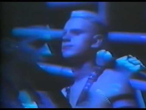 Depeche Mode - Live In Hamburg (Black Celebration Tour 17-05-1986)