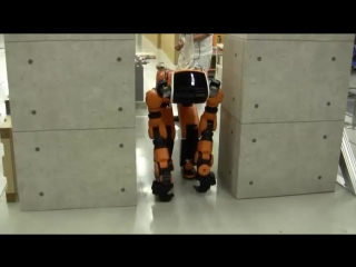 Experimental Legged Robot for Inspection and Disaster Response