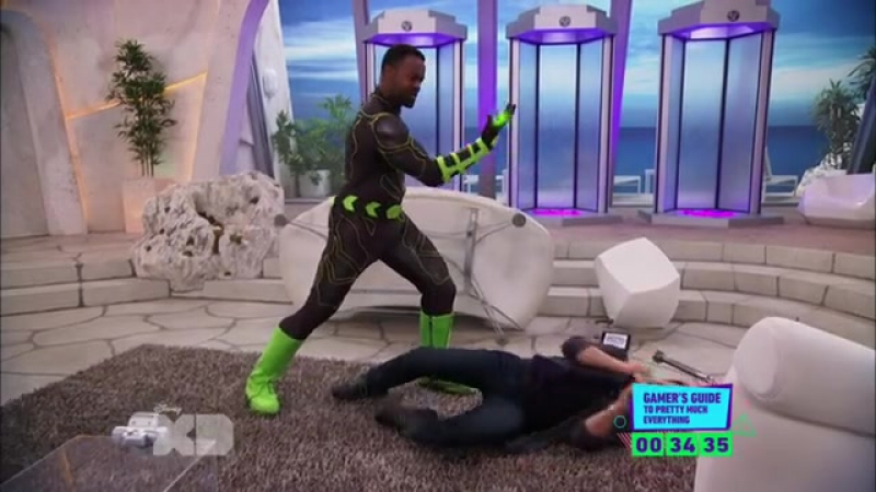 Lab rats vs mighty med 217