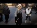 Танцы На Приморском Бульваре - Севастополь - 28.12.17 - День Кино - Певец Сергей Соков - LIVE