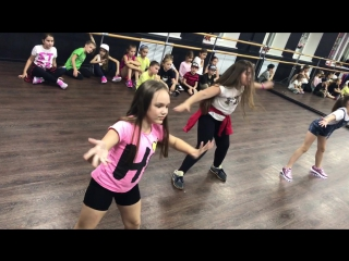 гр. HIP-HOP JUNIORS (новички!) | FREAK DANCE STUDIO