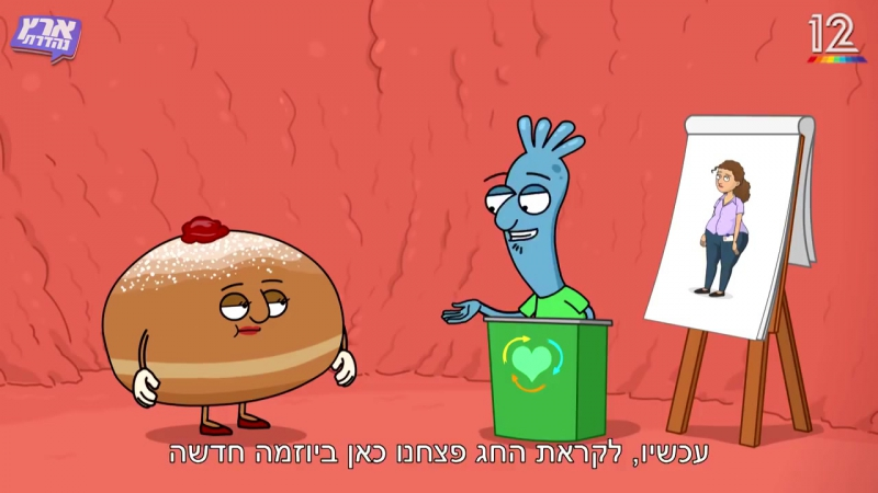 Нир и Гали - Пончики