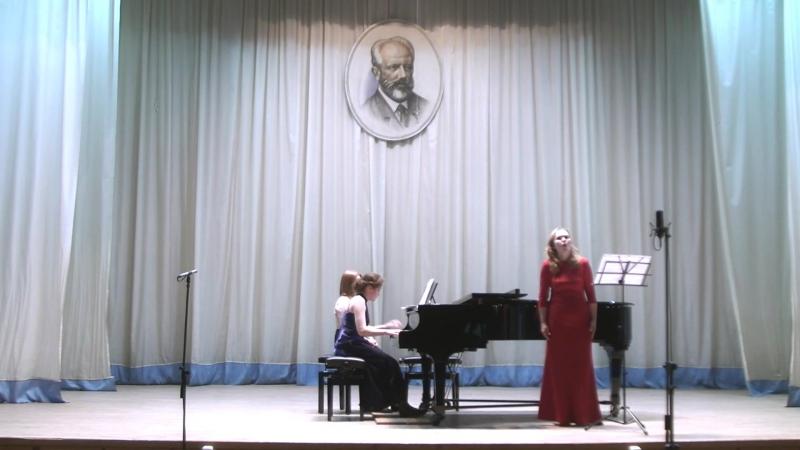Долганова Концертмейстерский класс