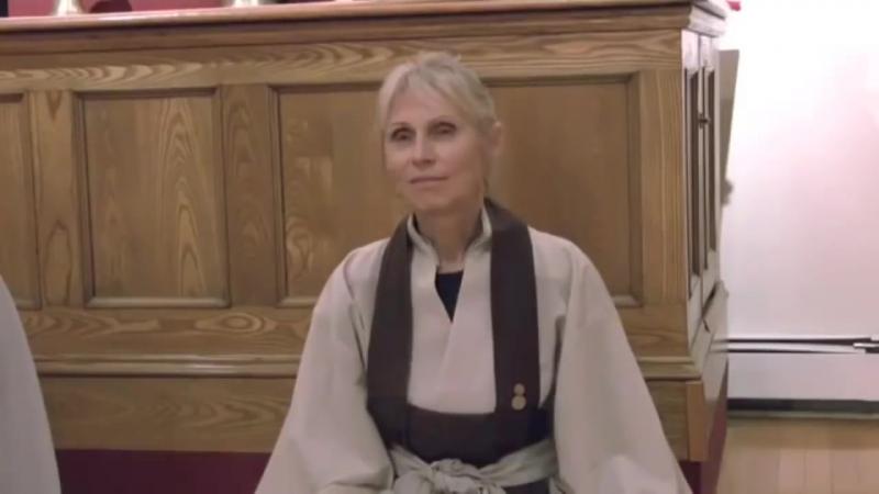 Дзен Мастер Бон Шим. Zen Master Bon Shim