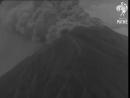 Извержение вулкана Агунг (Индонезия, 1963)