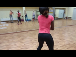 Mapouka dance. Мапука