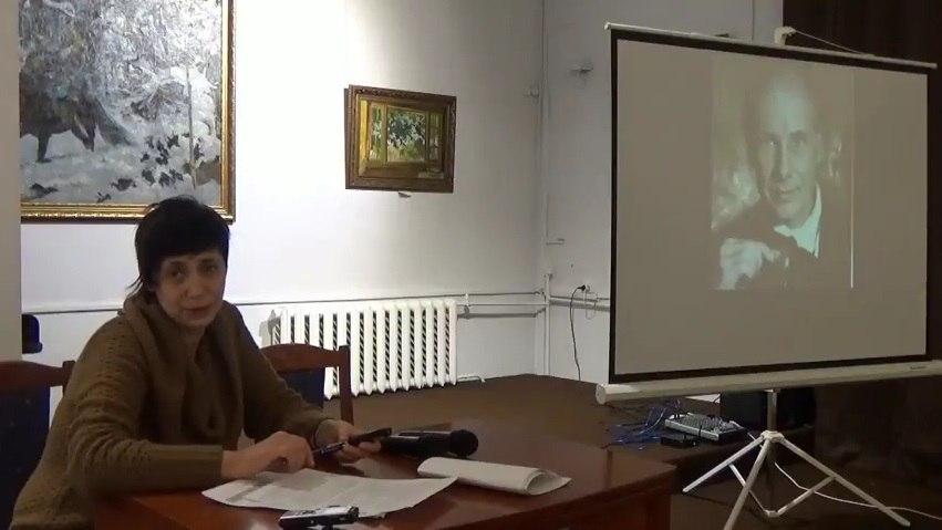 Лекция Моники Спивак о взаимоотношениях Андрея Белого и Марины Цветаевой (видео)