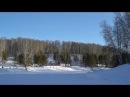 4К Парк отдыха Кольцово Весна