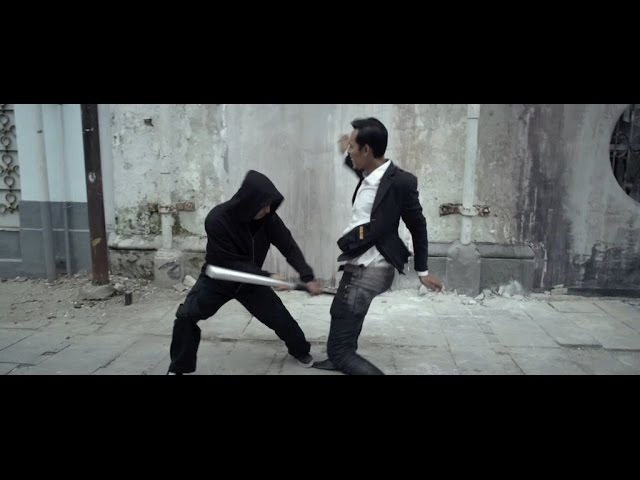 The Raid 2-Fight scene- Baseball Bat-[RE-SOUND]