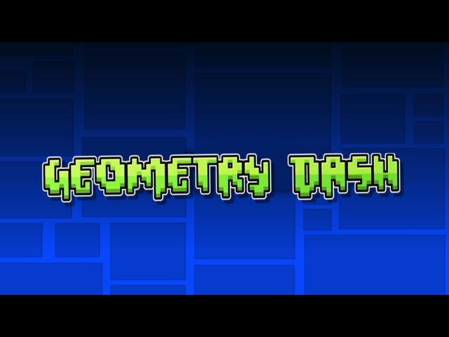 GEOMETRY DASH THE CHALLENGE by CTUKC