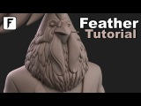 ZBrush Feather Tutorial - Follygon