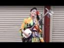 George Noriko Japanese Blues Cowboy and Tsugaru shamisen Performance @ Melbourne