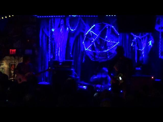 King Buffalo Live in Dallas, TX. October 2017
