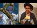 Кто кого озвучивал в Street Fighter V Arcade Edition