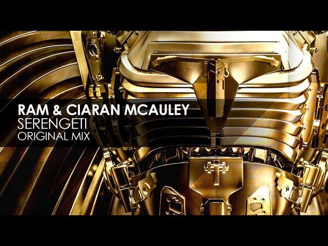 RAM Ciaran McAuley - Serengeti