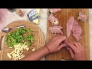 ПП рецепты/Правильное питание/Куриные рулетики c сыром и броколли