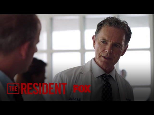 Dr. Bell Asks Dr. Franklin About A Drug | Season 1 Ep. 3 | THE RESIDENT