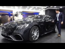 2018 Mercedes S Class Coupe - NEW Full Review AMG S63 4MATIC Interior Exterior Infotainment