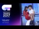 "Issues"" - Aitana   Gala 3   OT 2017"