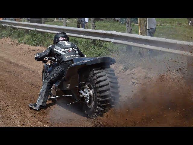 👍 Внедорожный Драг-рейсинг на мотоциклах 😈!