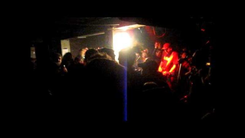 Ashkara - chaosbar crust fest 06/10/12 (A)CCO leuven (B)