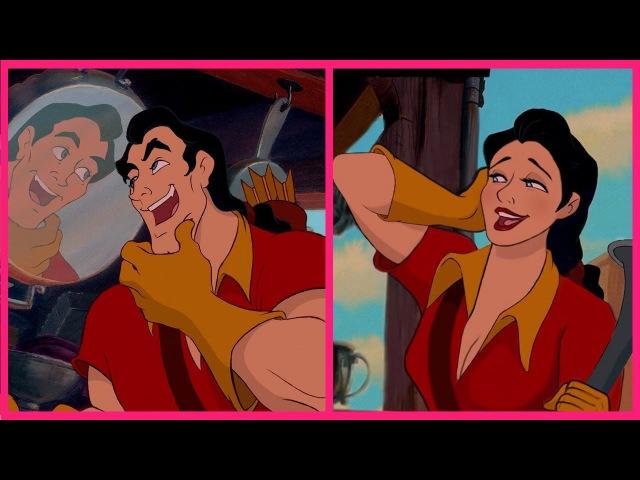 Disney Villains Gender Swap 📷 Video   Tup Viral