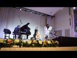 Трио Даниила Крамера &amp Rita Edmond - rec 2