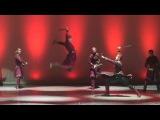 Национальный Балет Грузии - The Fire of Georgia - промо-ролик