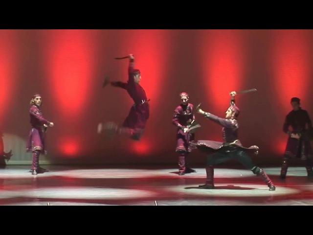 RNB - Promo - FIRE OF GEORGIAN DANCE