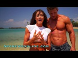 2017 J.M.Manion Hawaii Shoot - Behind the Scenes Video: Courtney King & Steve Cook Part 1.