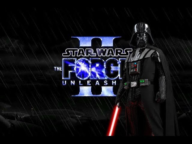 Star Wars: The Force Unleashed 2 (PC) - Ultimate Kuku mod - Darth Vader Gameplay