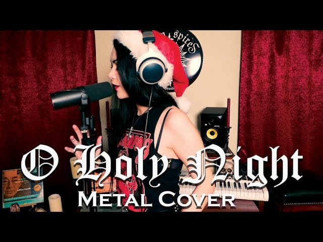 O Holy Night Metal Cover
