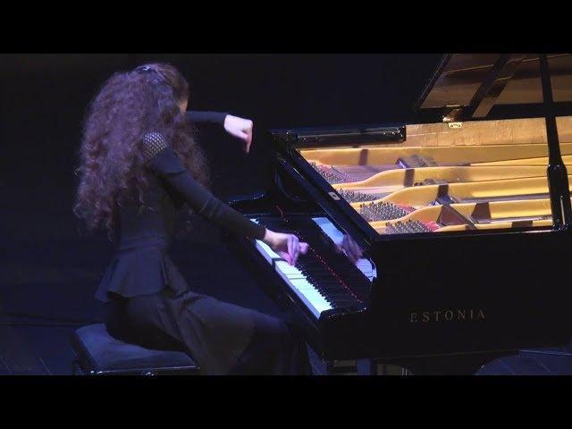 Olivier Messiaen 'Vingt Regards sur l'Lenfant Jesus' – Alisa Dukhovlinova