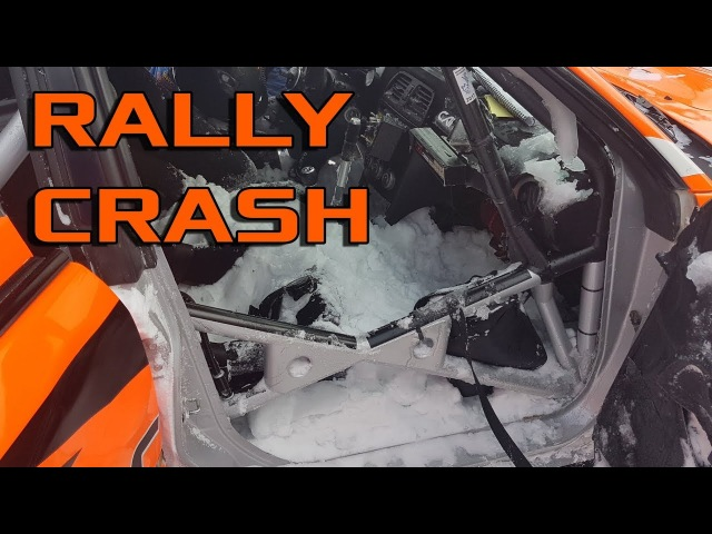Rally Crash: Keep going!