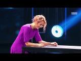 Танцы: Юля Косьмина (Zventa Sventana - Стороною Дождь) (сезон 4, серия 18) из сериала Танцы с...