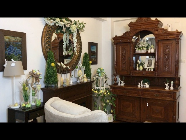 Easter and Spring Home Tour 2018 Collab with Daveda Lane