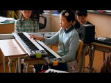 Daft Punk-Something about us cover by 4th graderre record