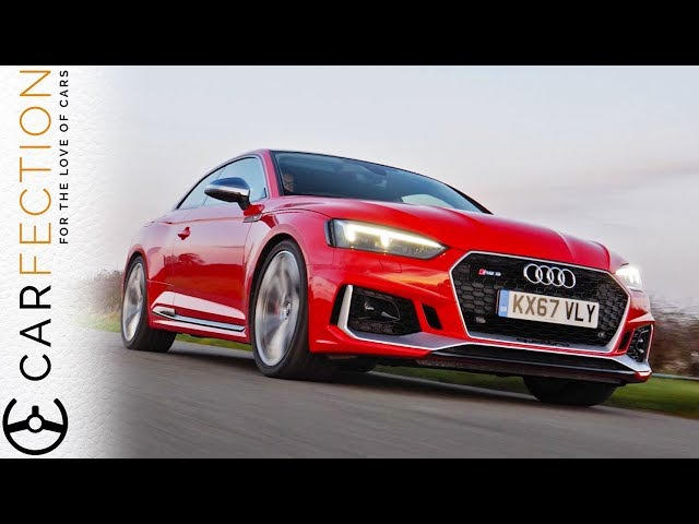 Audi RS5 Does It Deserve The RS Badge Carfection