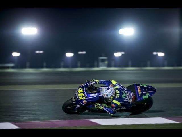 Full Test day 1 Motogp Losail Qatar 2018 Vinales 1 Rossi 7 Marquez 10