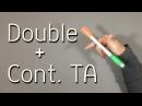 Double TA и Continuous TA – Обучение Pen Spinning Трюку